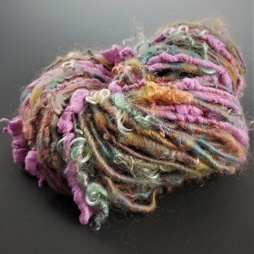 Hand-spun Art Yarn
