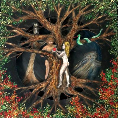 Adam, Eve and Lilith_web